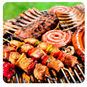 Sizzler - Barbecue Menu