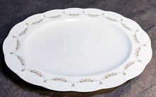 "Load image into Gallery viewer, Rosenthal - Classic Rose Pattern Oval Platter - 12 1/2"" - Germany"