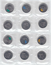 Load image into Gallery viewer, 2011 Canada Legendary Nature Circulation 25-Cent Quarter 12-Pack By RCM