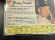 Load image into Gallery viewer, 1962 Post Cereal Canada Baseball Cards 88/200 - Missing Cards Noted in Listing