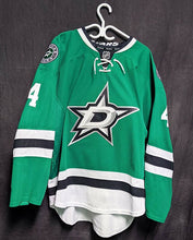 Load image into Gallery viewer, Dallas Stars - Niklas Hansson #4 - Game Worn Training Camp Jersey