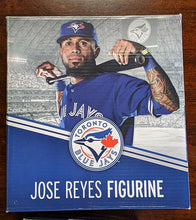 Load image into Gallery viewer, 4 Toronto Blue Jays Memorabilia Figures - Reyes, Gurriel Jr., More - MLB