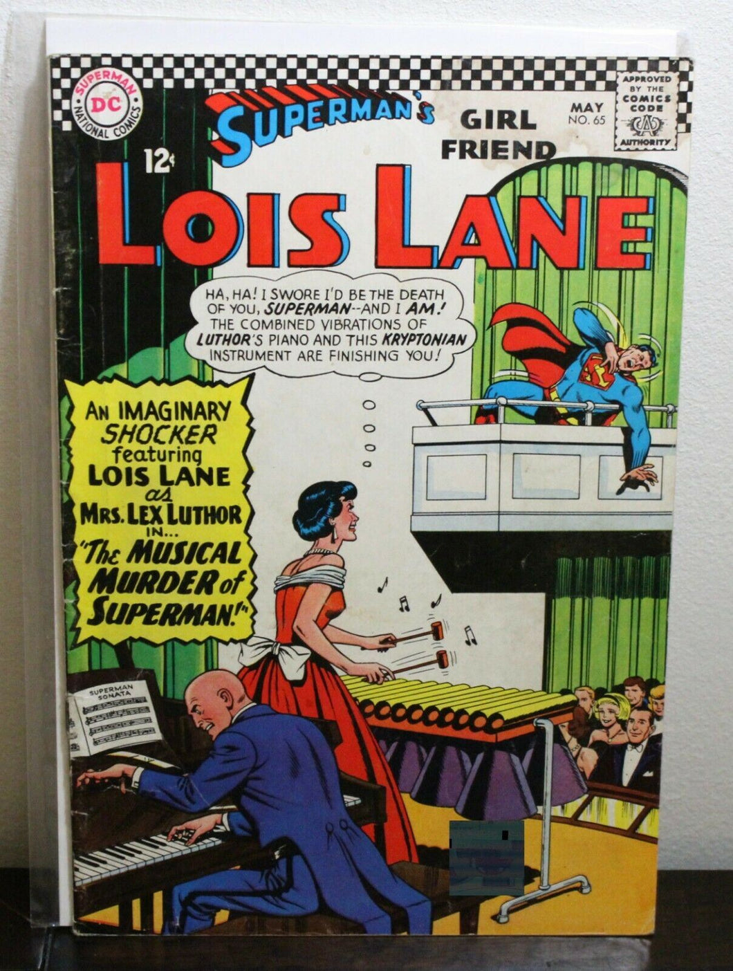 Superman's Girlfriend Lois Lane (1958 Series) #65
