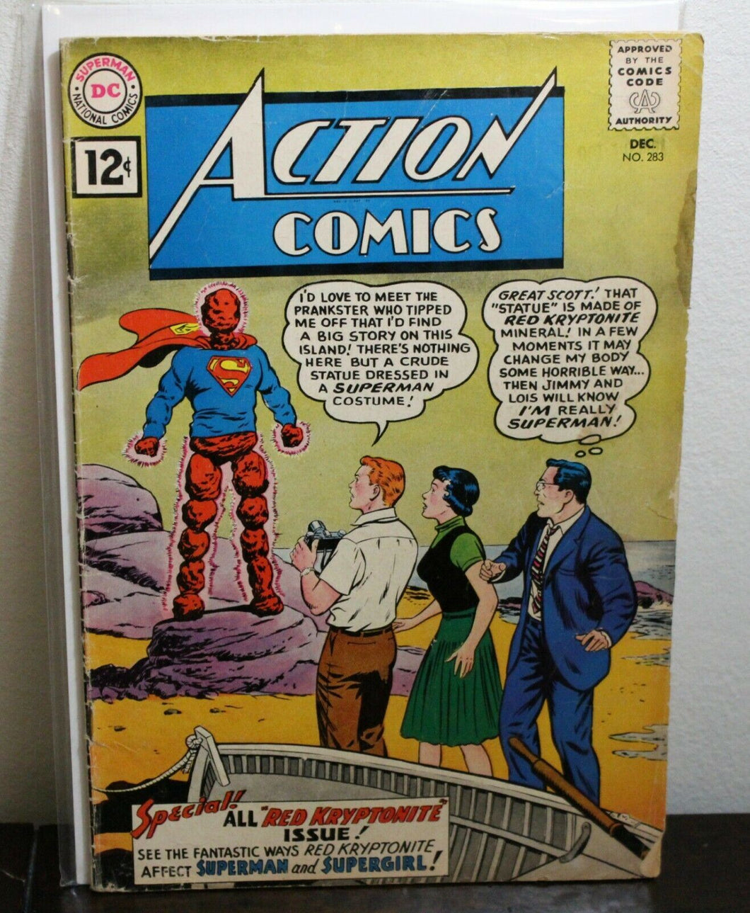 Action Comics (1938 DC Series) #283