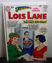 Load image into Gallery viewer, Superman's Girlfriend Lois Lane (1958) #22