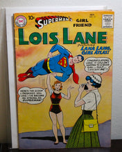 Load image into Gallery viewer, Superman's Girlfriend Lois Lane (1958 Series) #12