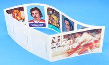 Load image into Gallery viewer, 1974-75 NHL Hockey Action Players Unopened Sticker Panel 16 - Gassoff, & More
