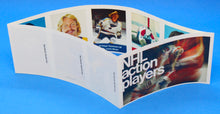 Load image into Gallery viewer, 1974-75 NHL Hockey Action Players Unopened Sticker Panel 35 - Gilbertson/Russell