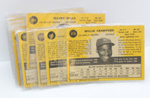 Load image into Gallery viewer, 1971 O-Pee-Chee Baseball Card Lot - 135 Cards