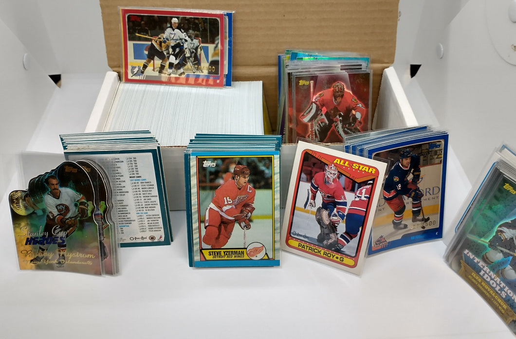 2003-04 O-Pee-Chee 1-330 Card Set & 2003 & Topps Inserts