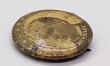 Load image into Gallery viewer, Antique McKinley Campaign Pinback