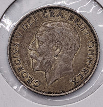 Load image into Gallery viewer, 1915 United Kingdom (Great Britain) One Shilling Coin