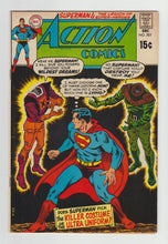 Load image into Gallery viewer, Action Comics (1938 DC Series) #383 in FN Shape