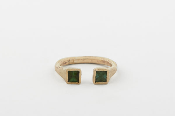 Antique Ring GREEN