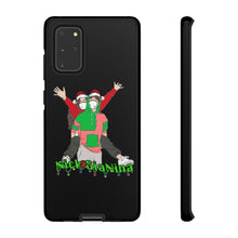 Load image into Gallery viewer, Nick & GiaNina Christmas Black Phone Case