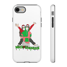 Load image into Gallery viewer, Nick & GiaNina Christmas White Phone Case