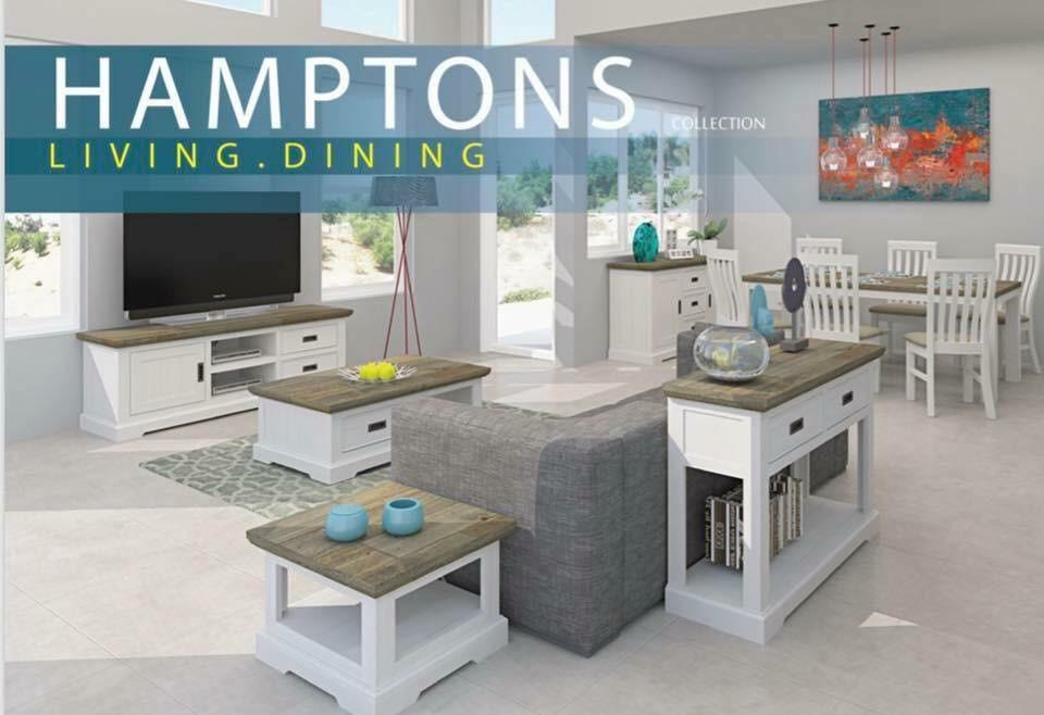 Hamptons 12 Piece Package-Bedding & Furniture - Browns Plains
