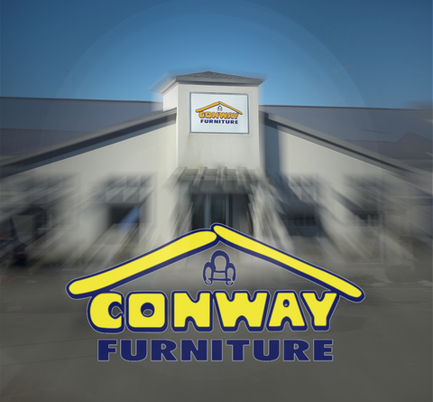 Conway Storefront and Logo
