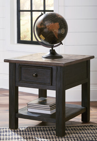T736 Tyler Creek End Table