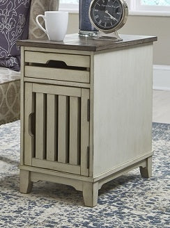 8818 Chairside Cabinet