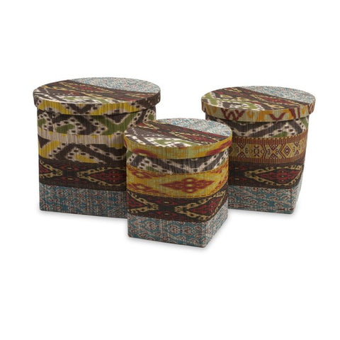 89868 Tymon Baskets Set Of 3