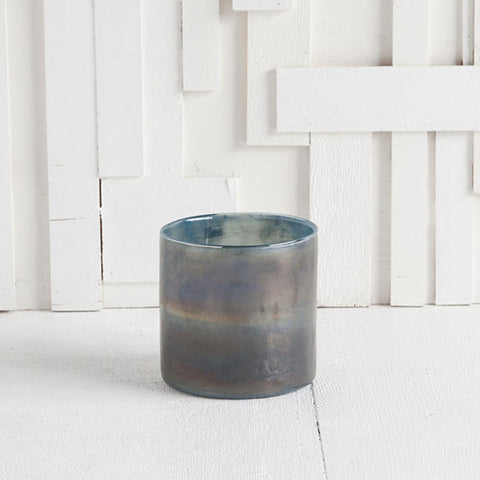53201 Impall Small Glass Candle Holder