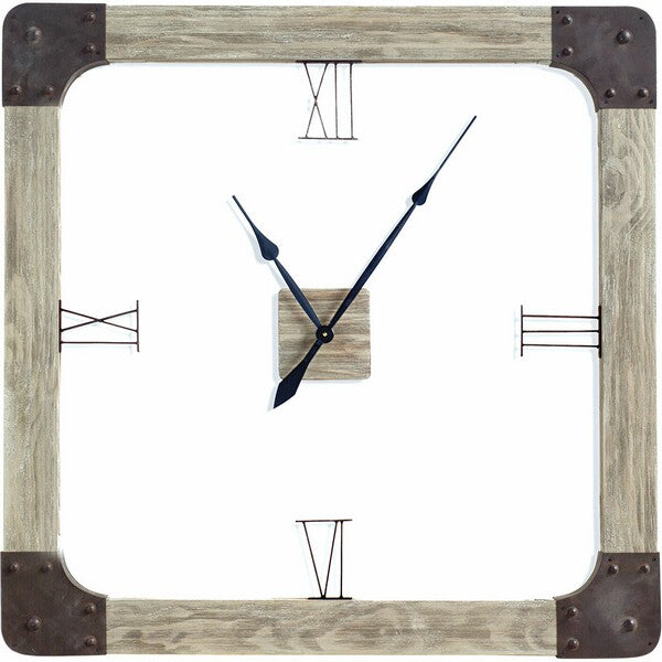 63117 Ab Delta Wall Clock Conway Furniture