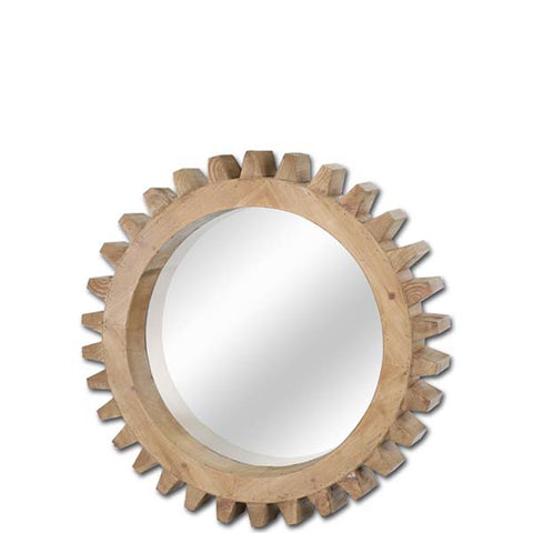 "Medium ""cog"" Mirror"