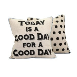 97335 Good Day Pillow