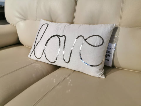 Newry 'Love' Pillow