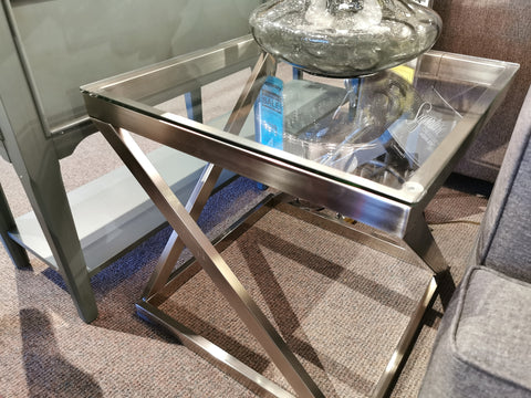 Coylin Square End Table