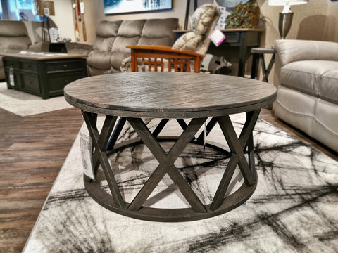 T711 Sharzane Round Coffee Table