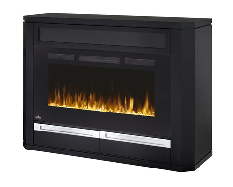 Alanis Fireplace Unit