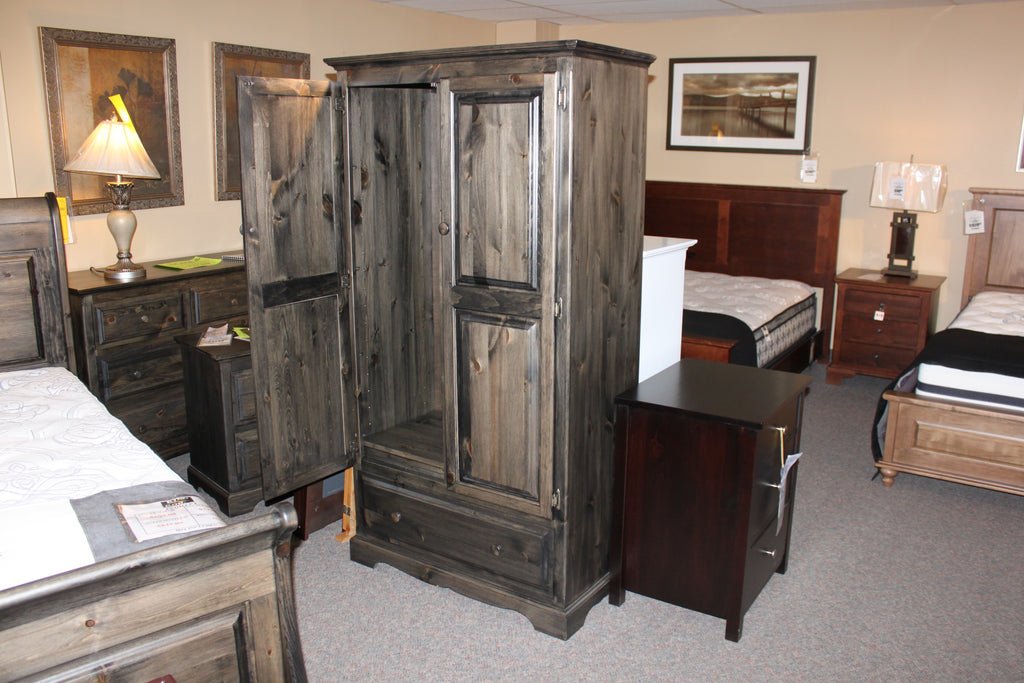 Armoire With One Drawer