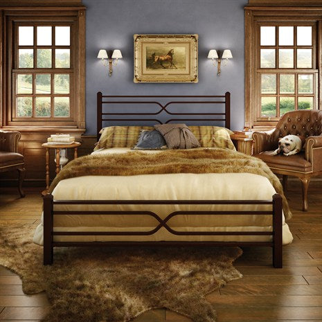 Timeless King Bed