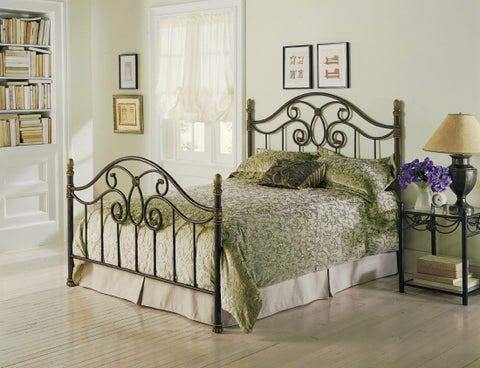 B91n55 Dynasty Queen Bed