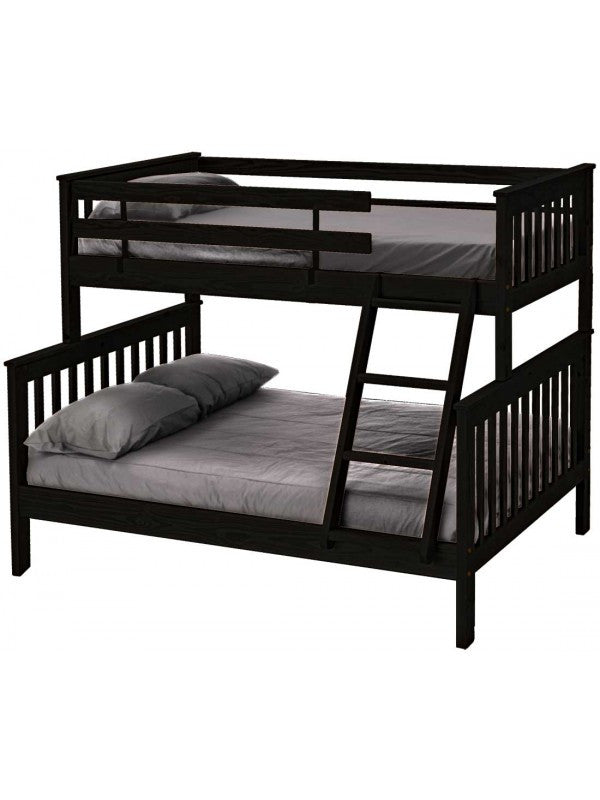 E4706 Twin Over Double Bunk Bed Conway Furniture