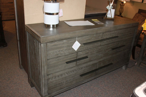 237 7 Drawer Dresser & Night Stand