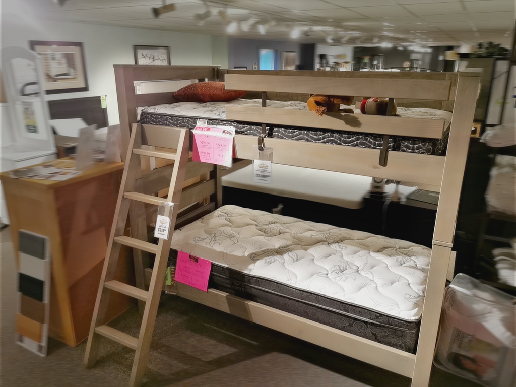 S43905 Twin Bunkbed