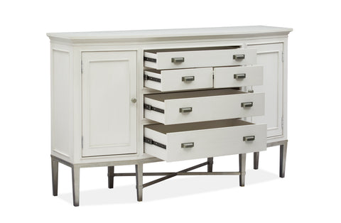 4864 Alys Beach Buffet Curio