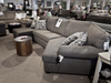2500 Cuddler Sectional with Chaise