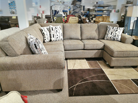 2576 / 2587 Chaise Sectional