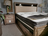 697 Stockton King Storage Bed