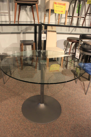 Turner Round Pedestal Table