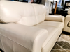 St. Lawrence Leather Loveseat