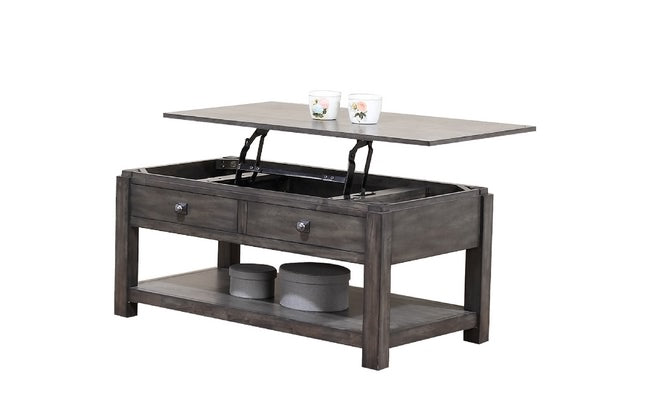 LC101 Lancaster Lift-Top Coffee Table
