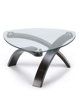T 1396 Allure Glass Coffee Table