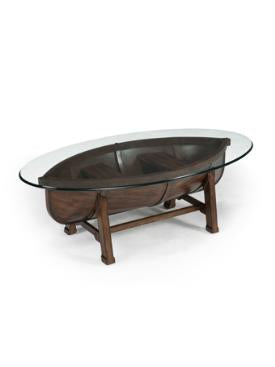 T2214 Beaufort Boat Cocktail Table