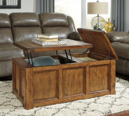 T830 Tamonie Lift-Top Coffee Table