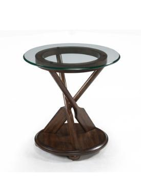 T2214 Beaufort Round End Table